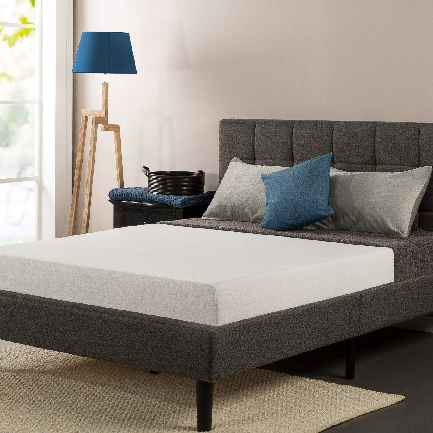 zinus, ultima, mattress, foam mattress, cheap, inexpensive