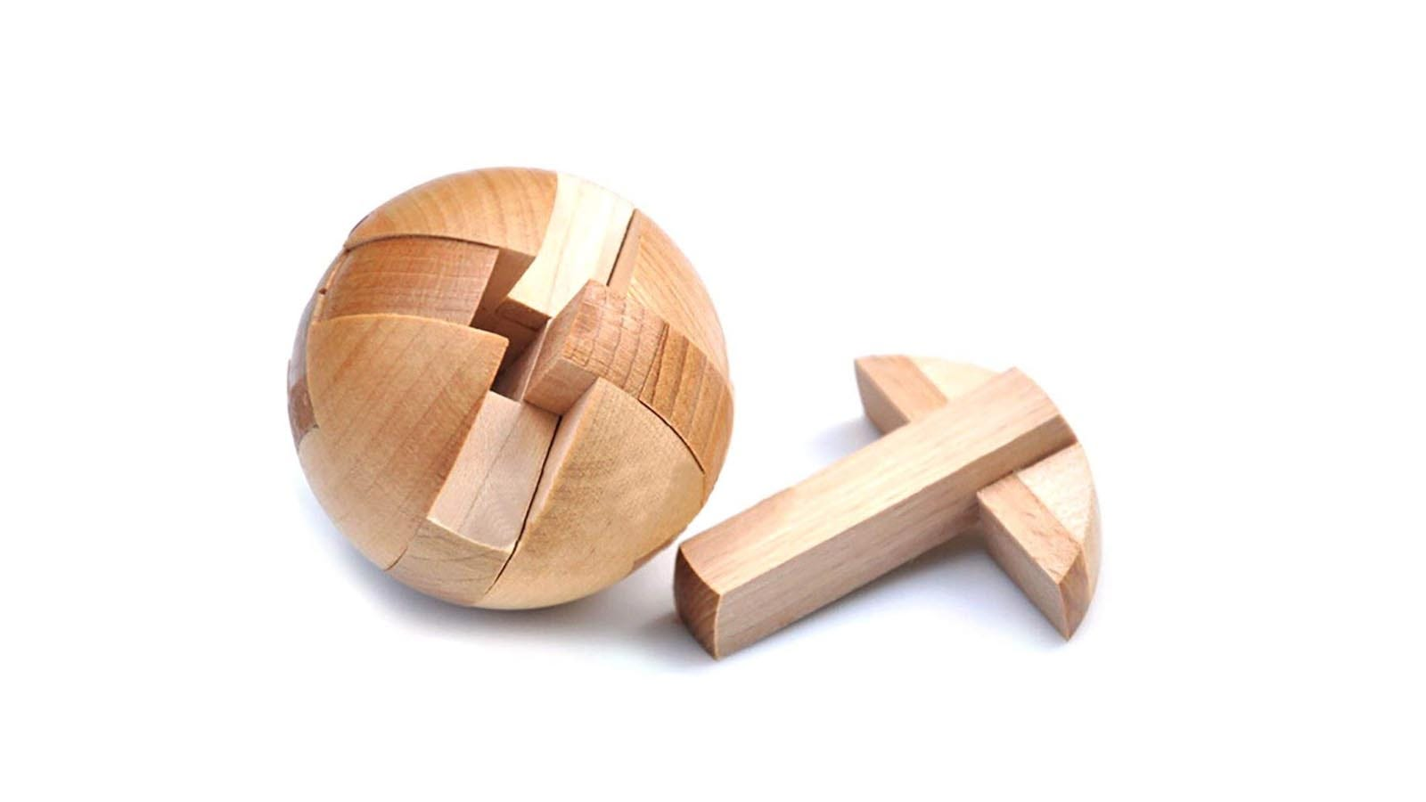 Jennifer Allen Smart Technology Guiye Frayo Official Web Site Stuff Circuit Bent Toys A True Brainteaser The Kingou Wooden Puzzle Magic Ball Isnt That Most People Will Solve Fast You Have To Piece Shapes Together Form