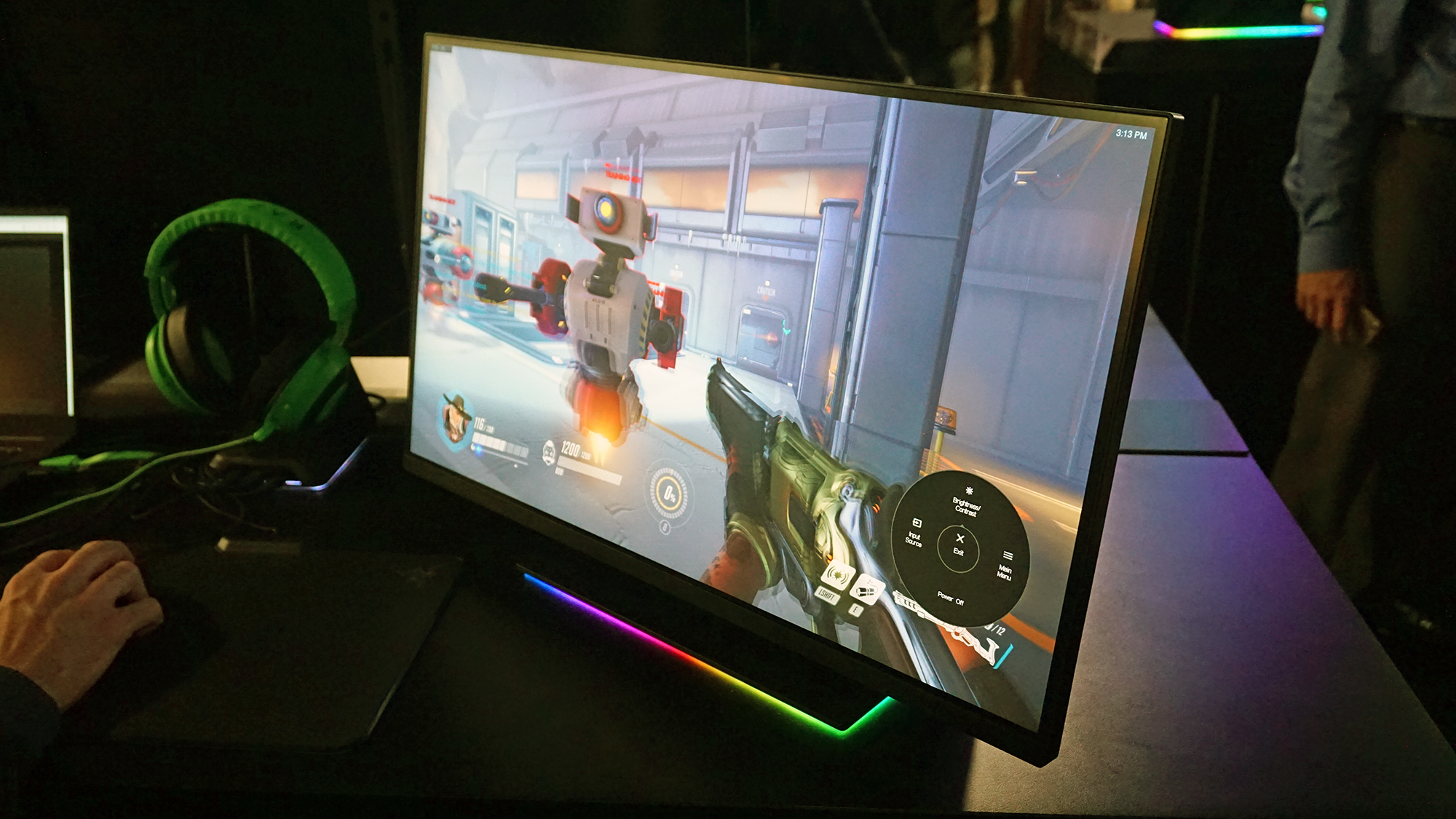 Razer Raises Eyebrows With the Raptor Monitor, Coming for