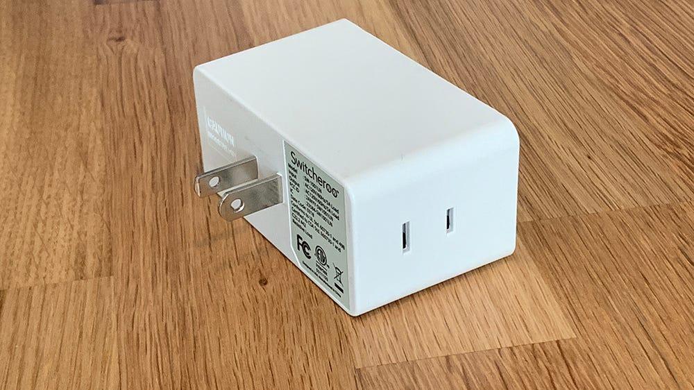 backside of the Switcheroo plug