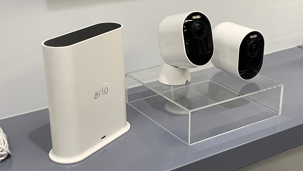 Arlo Unveils New Security System That Integrates With