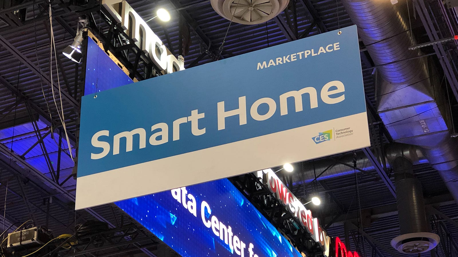 So Much That There S Even An Entire Dedicated E On The Show Floor To Just Smarthome Companies Here Are Best New