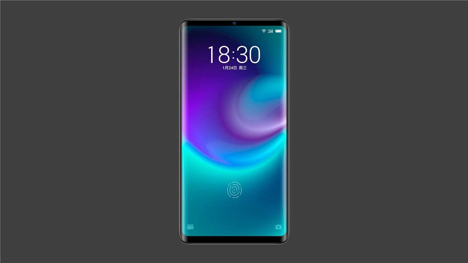 Der Meizu Zero ist ein Telefon ohne Anschlüsse oder Tasten, da ¯  _ (ツ) _ / ¯