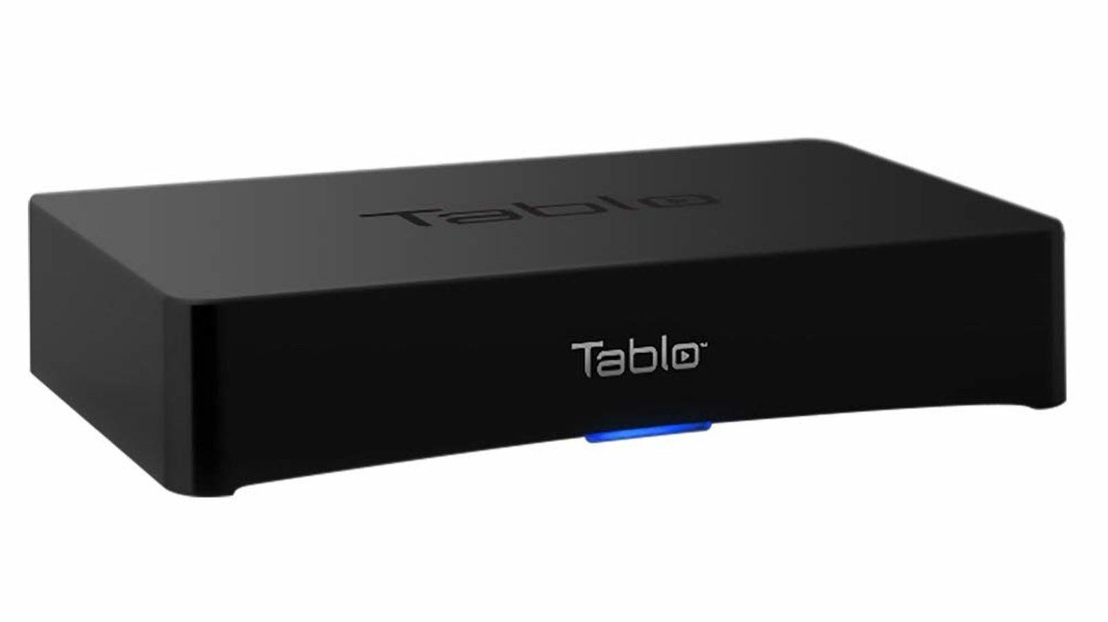 Tablo 4-Tuner DVR