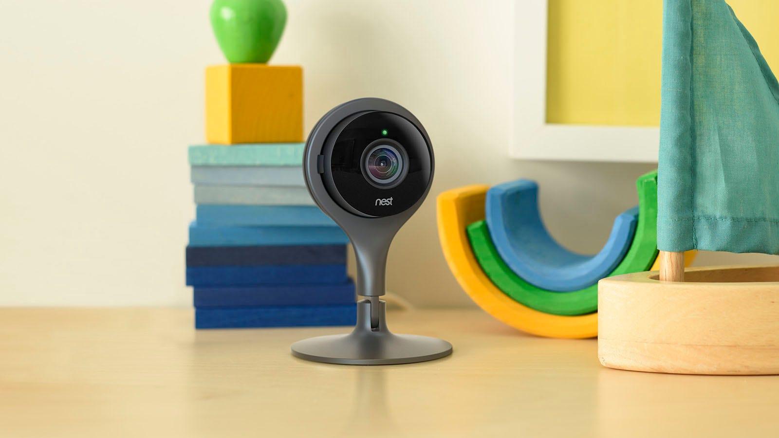 A smart camera.