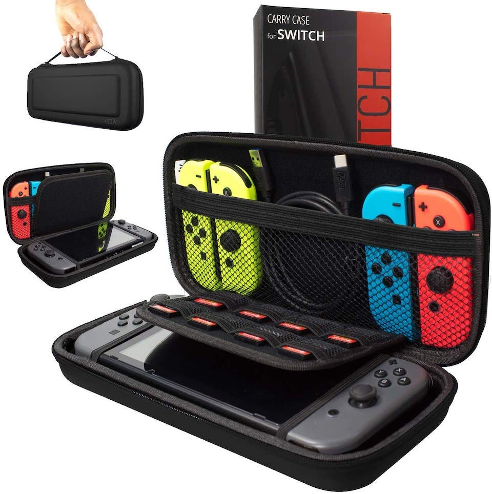 Orzly Nintendo Switch Carry Case