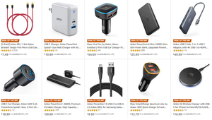 Deal Alert: A Bunch of Anker Accessories are Cheap on Amazon Today