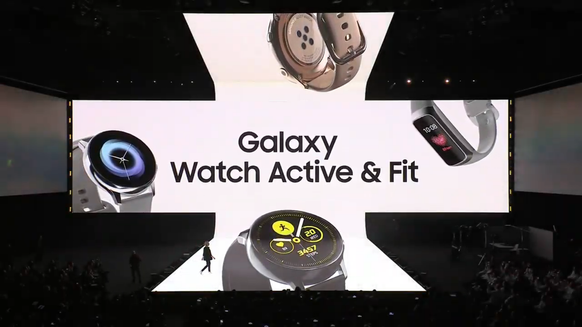 Galaxy Watch and Fit Devices