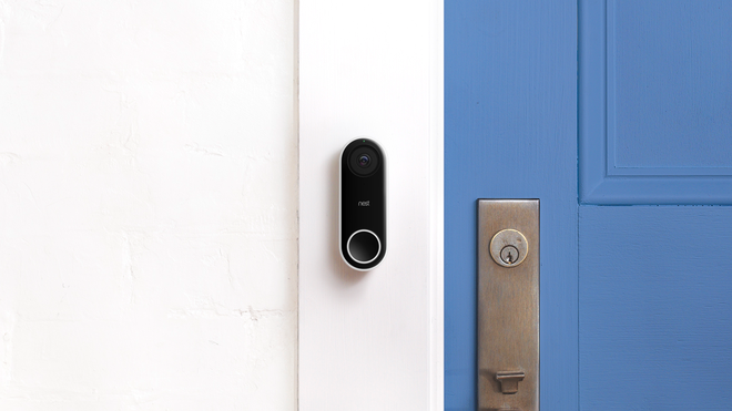 Ring in the Holidays With Nest Hello's Festive Chime Options
