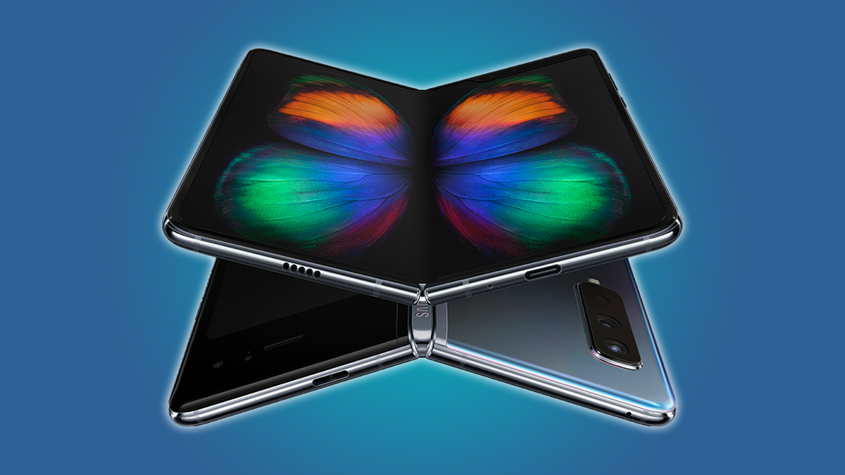 The Galaxy Fold is Samsung's flagship phone, but not the one it necessarily wants to sell.