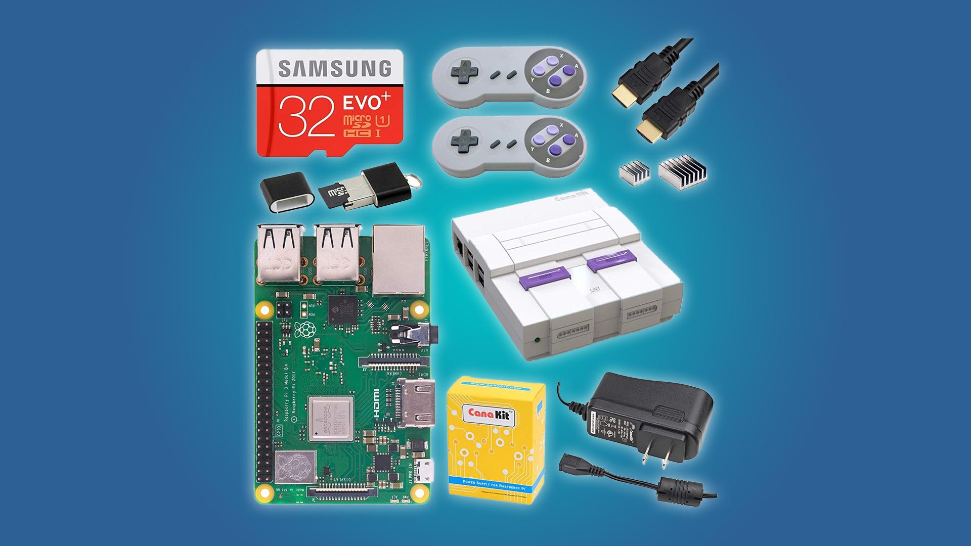 Deal Alert: Raspberry Pi 3 B+ Ultimate Starter Kit or Super