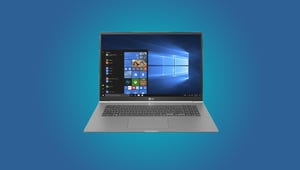 LG gram 17 Review: The Lightest 17-inch Laptop Around