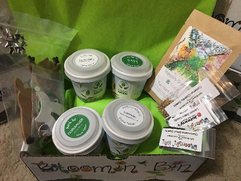 Bloomin Bin Subscription Box
