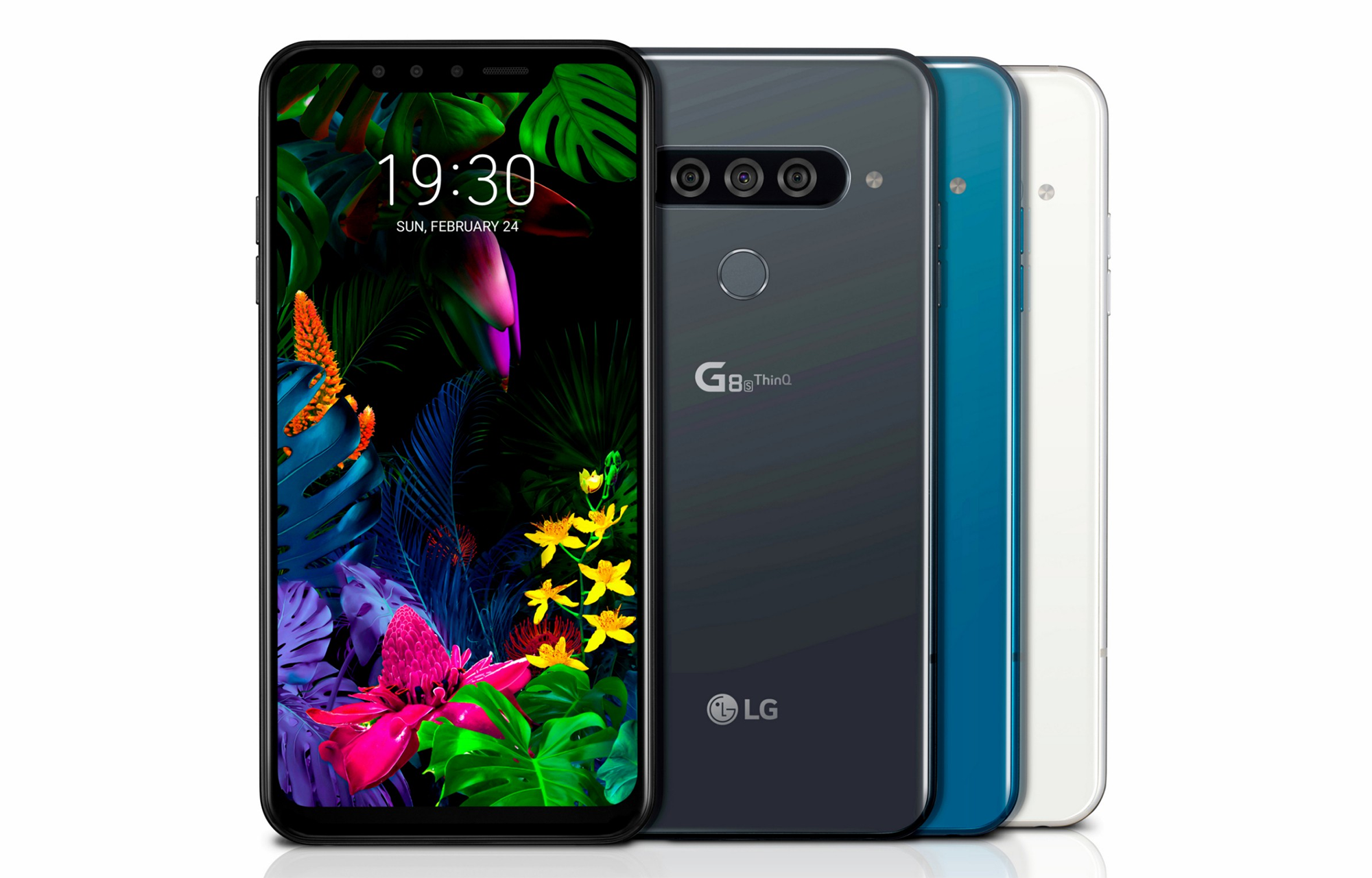 The G8s will be a cheaper version of the G8, with triple rear cameras.