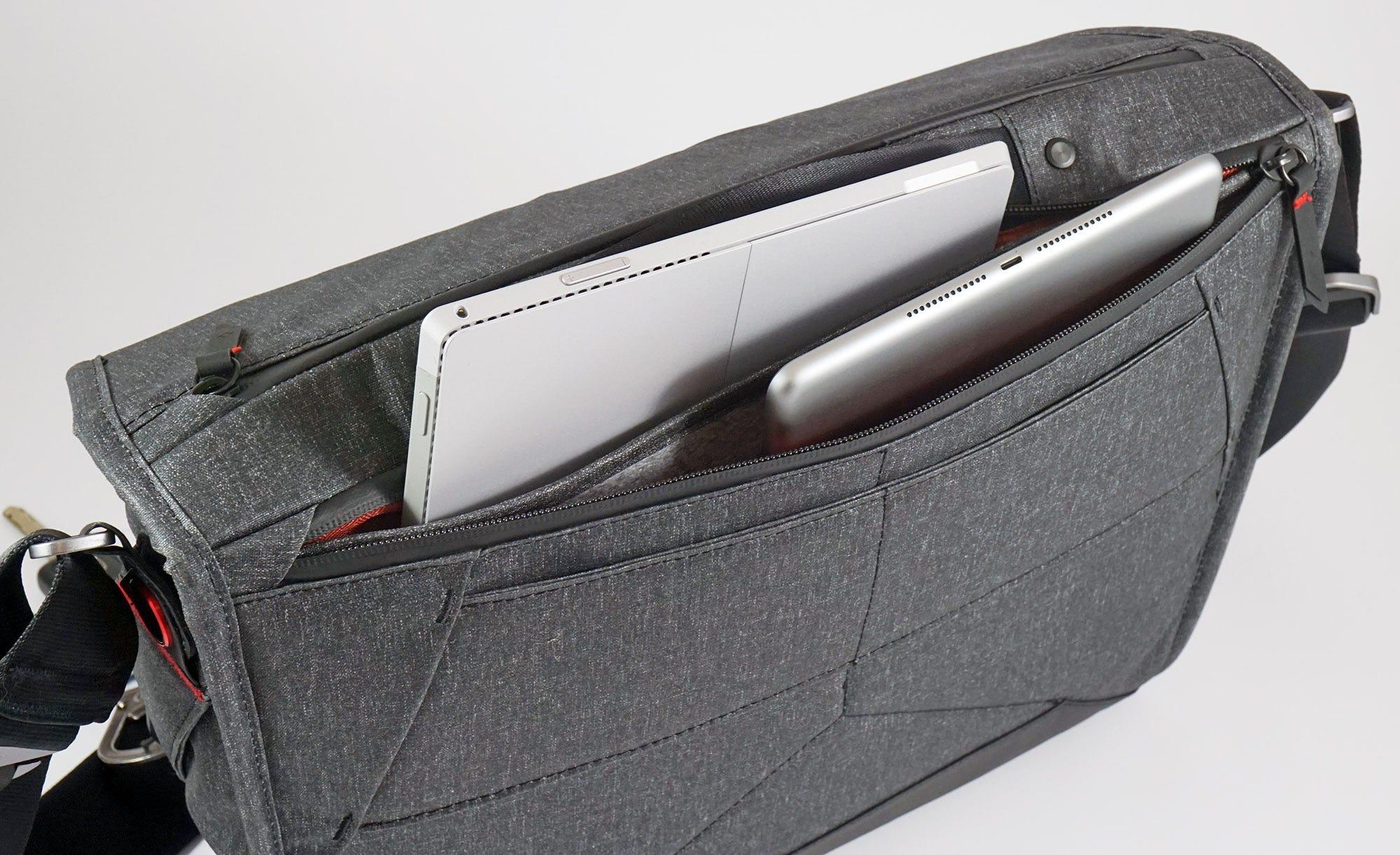 Peak Design Everyday Messenger Bag Review: Eine fantastische Tasche mit innovativen Funktionen