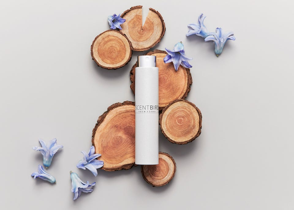 Scent Bird Perfume Sampler