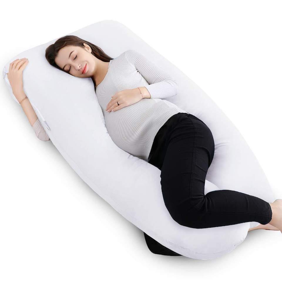 Queen Rose U-Shaped Pillow