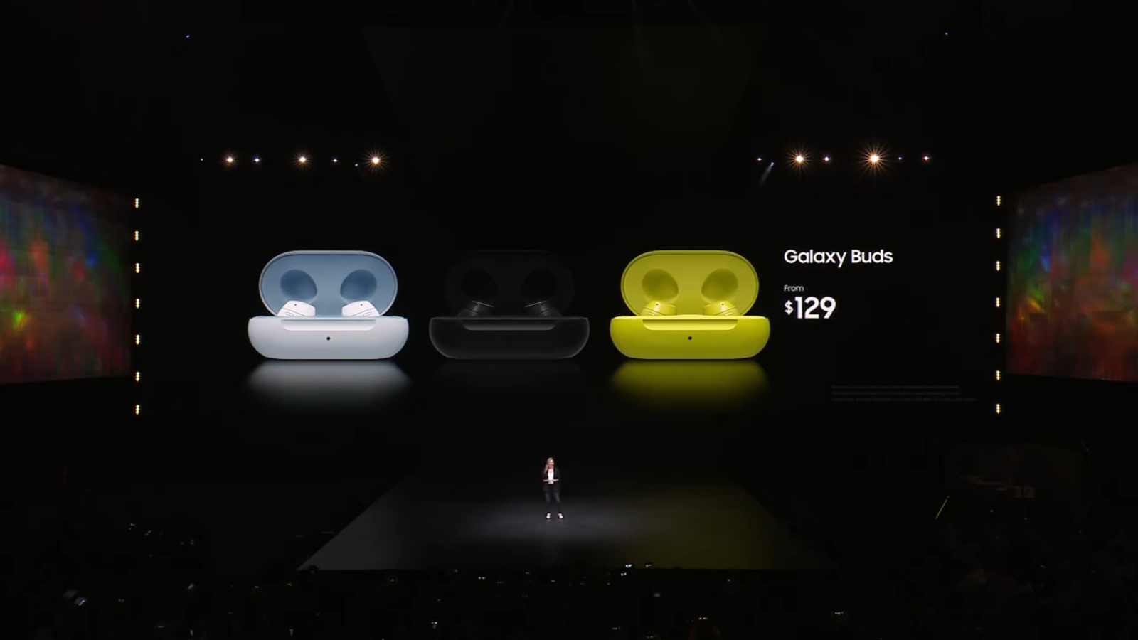 Samsungs New Galaxy Buds Can Be Wirelessly Charged Using The