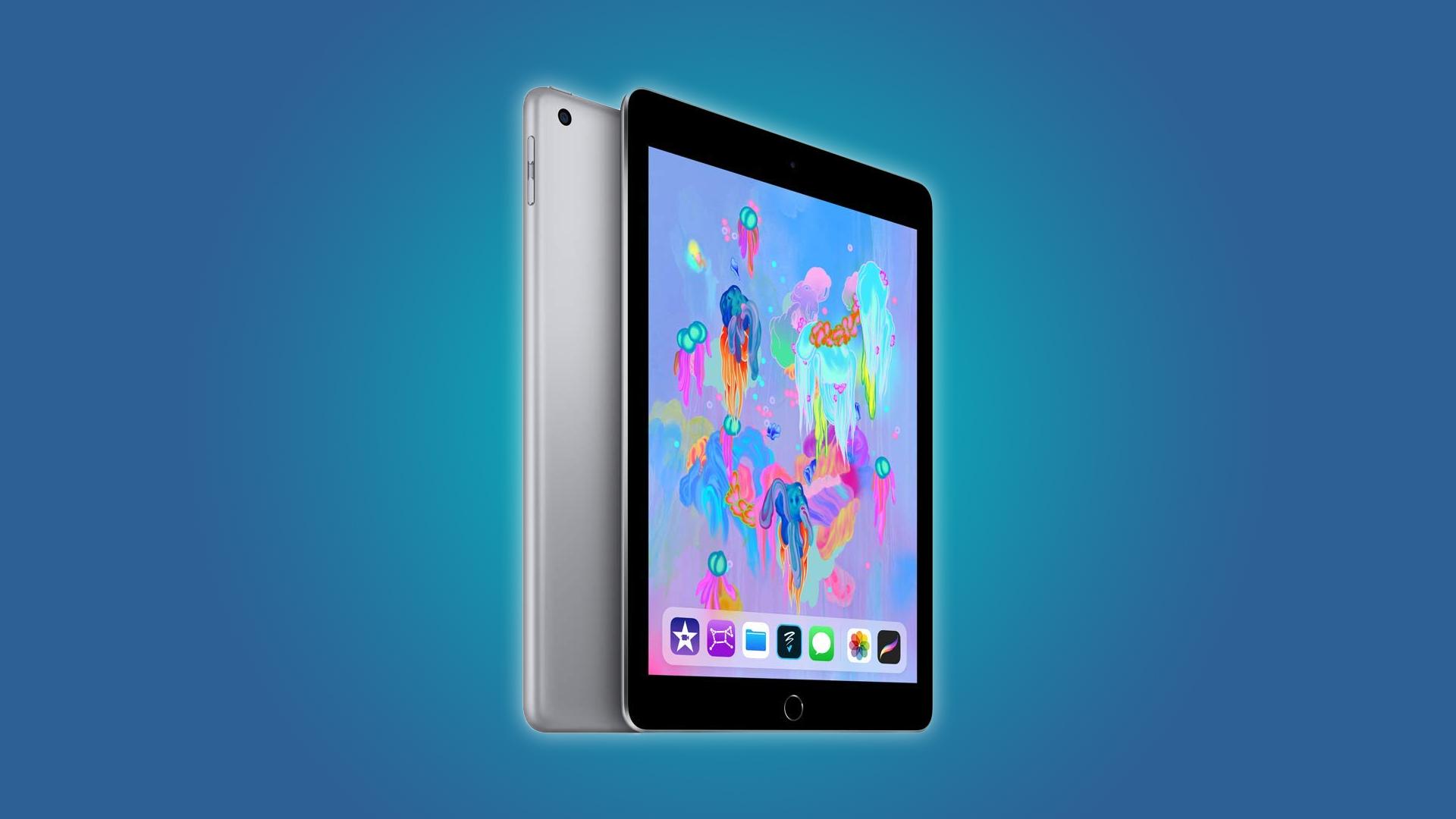Deal Alert: Holen Sie sich jetzt $ 100 für das 128-GB-iPad (6. Generation)
