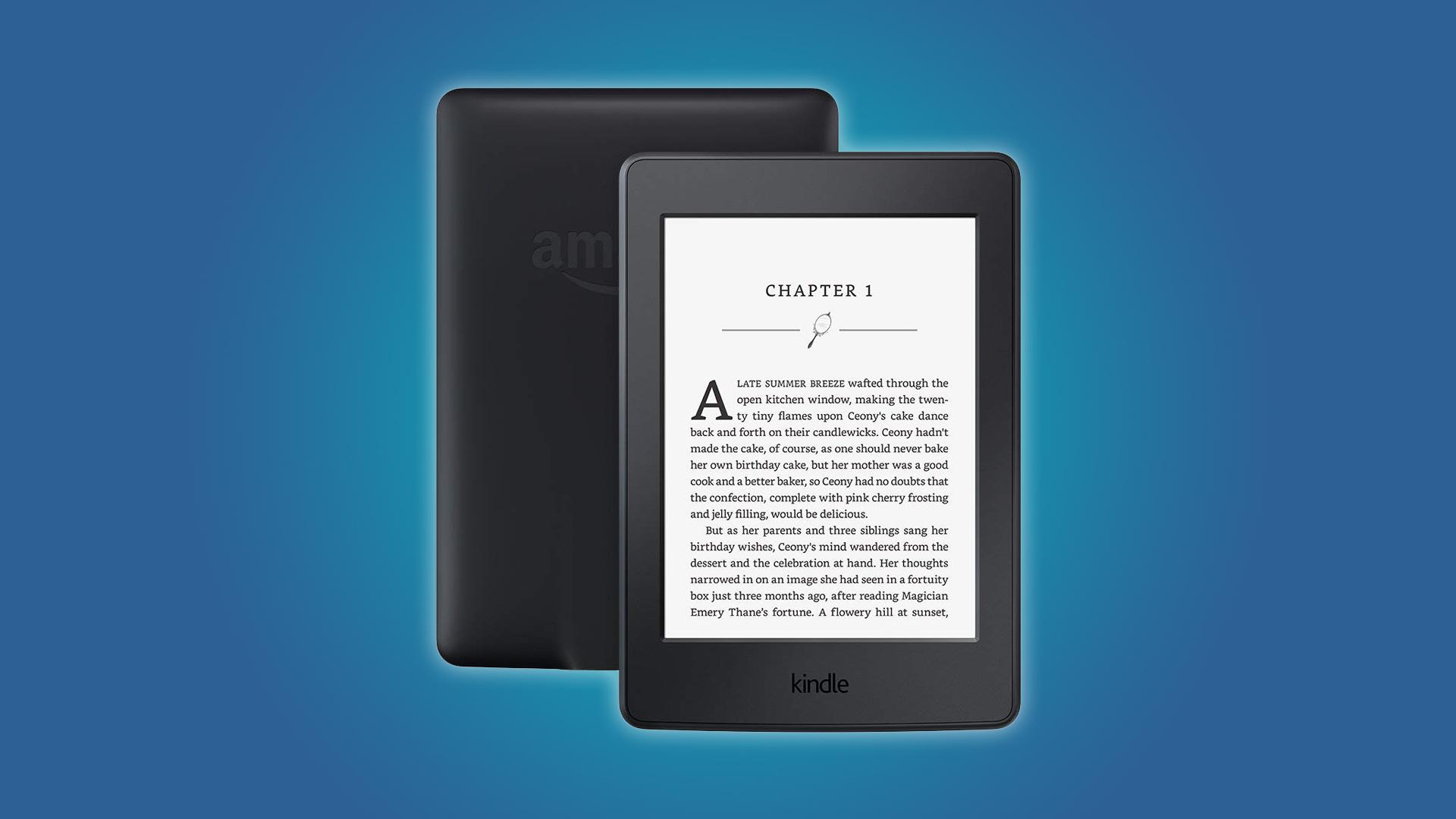 Deal Alert: Besorgen Sie sich einen Kindle Paperwhite für 55 US-Dollar