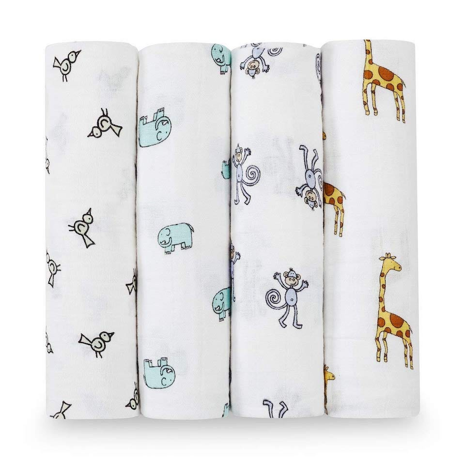 Aden & Anais Classic Swaddle Blanket