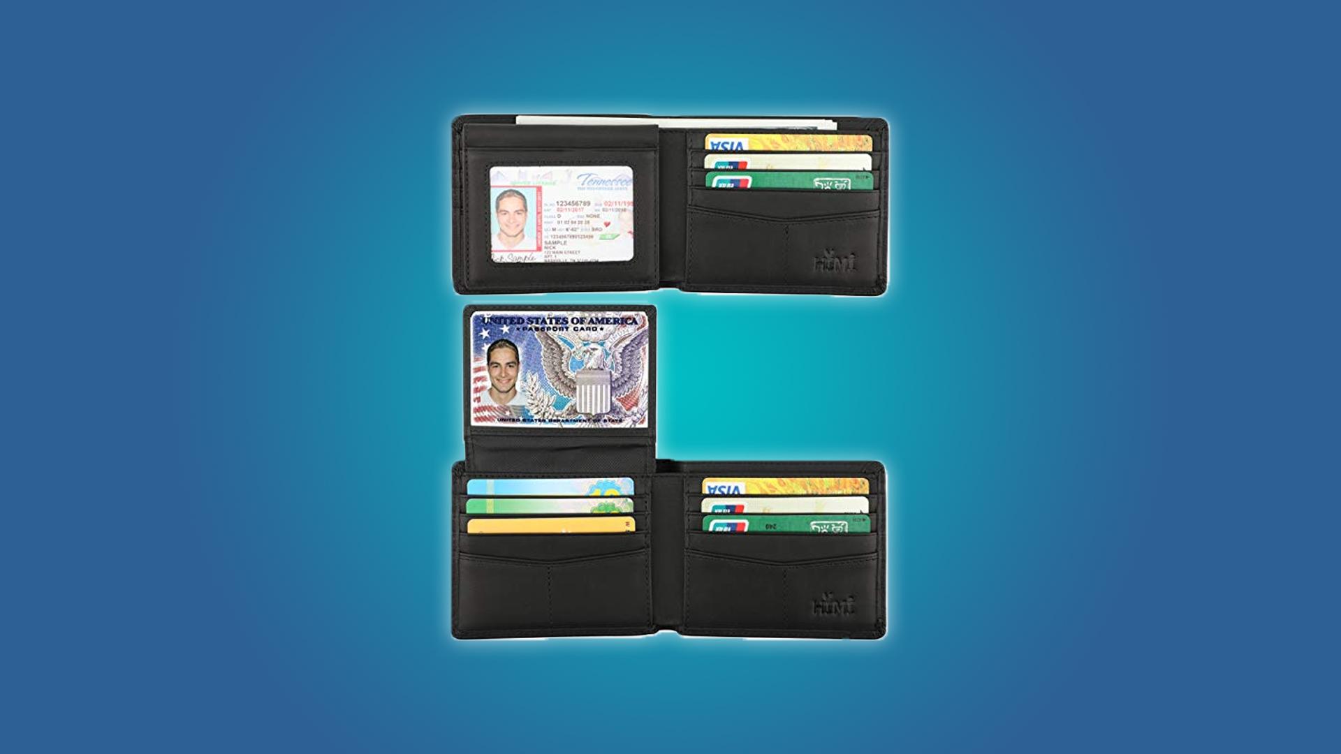 Himi RFID-Blocking Wallet
