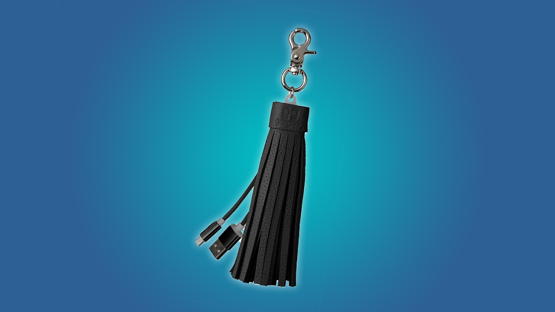 The Gee Gadgets Tassel Lightning and Micro USB Cable