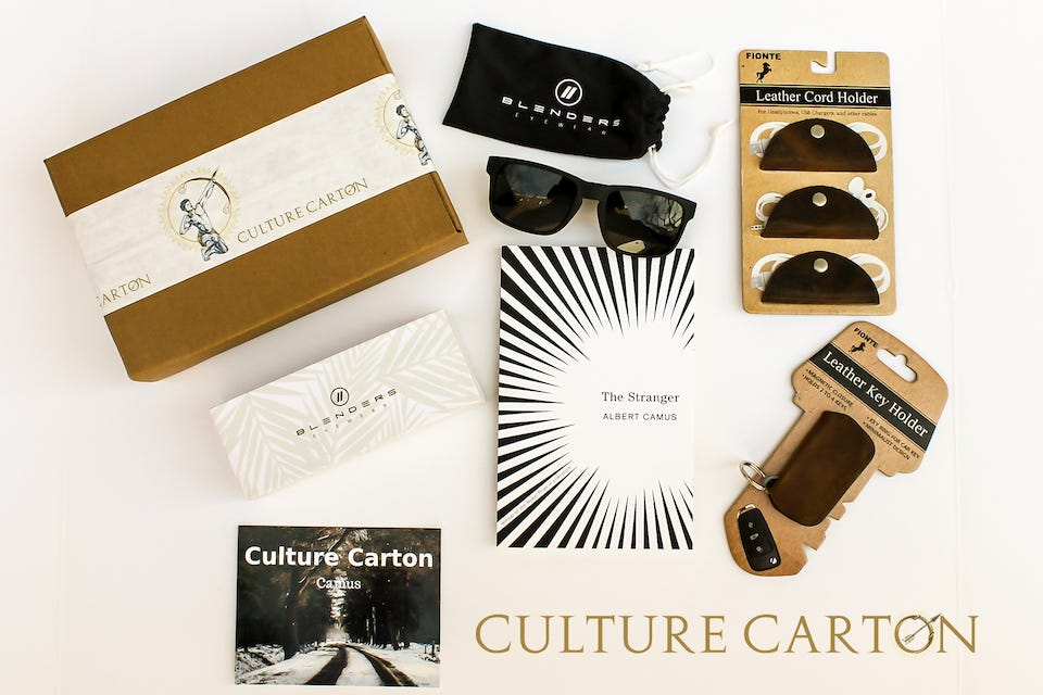 Culture Carton Subscription Box