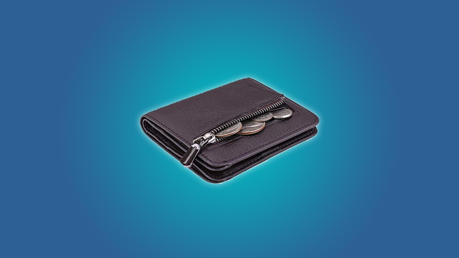 Itslife Compact RFID-Blocking Wallet