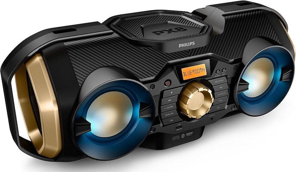 Philips Bluetooth Boombox