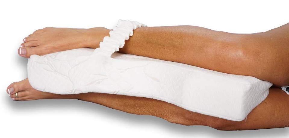 Back Support System Knee-T Medical Grade Knee Pillow