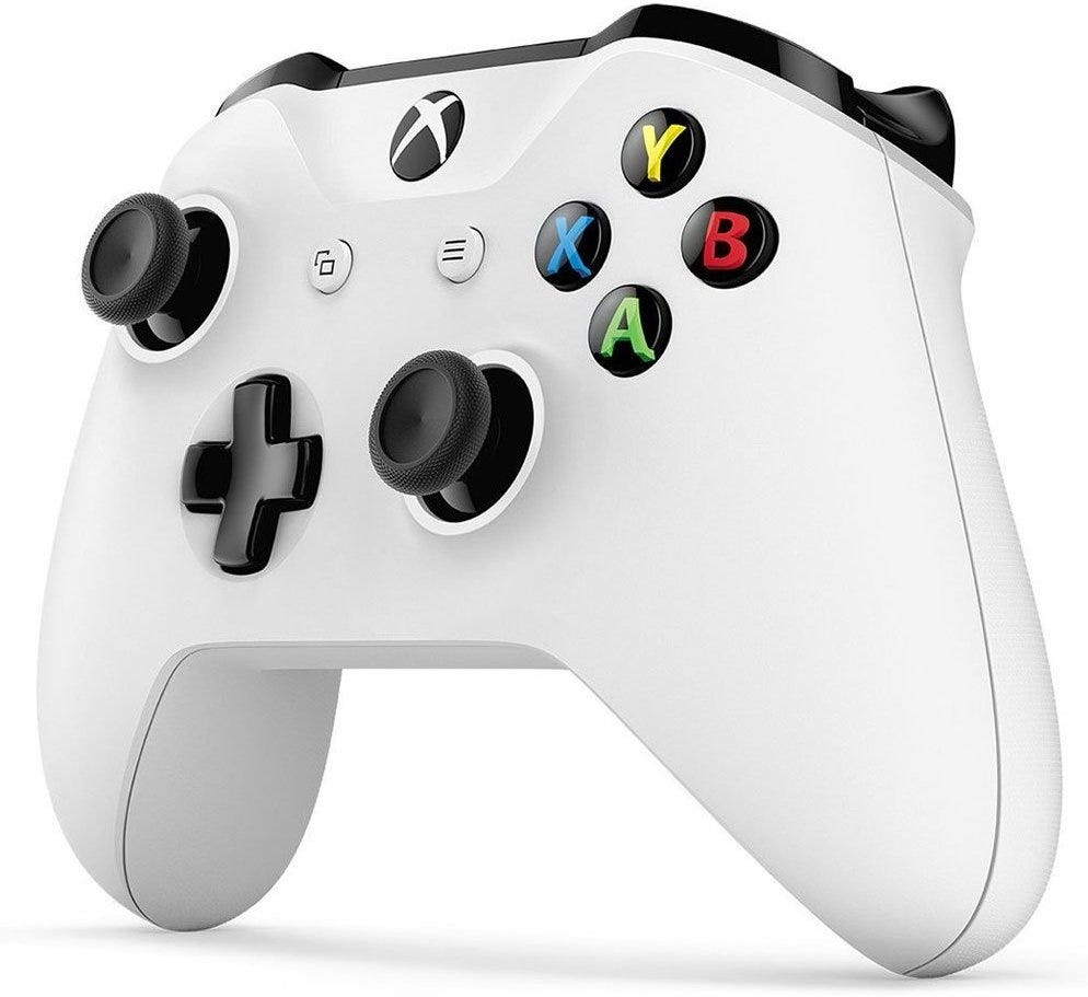The Xbox One controller is the de facto standard for PC gaming.