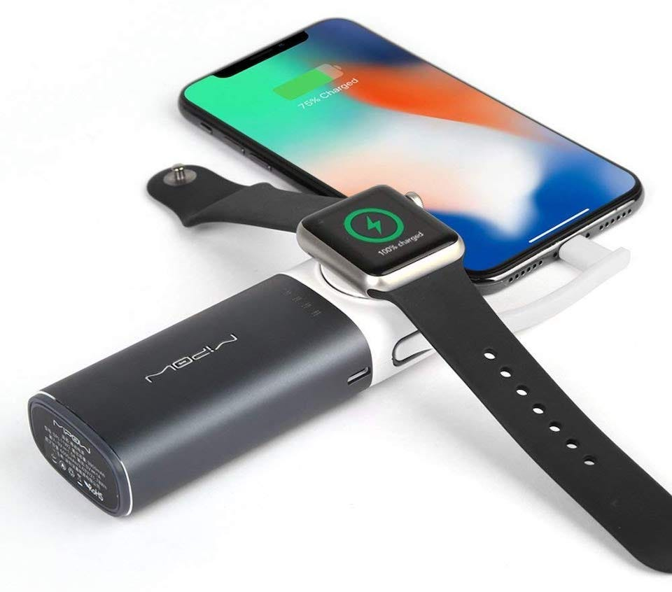 MIPOW Portable Apple Watch Charger
