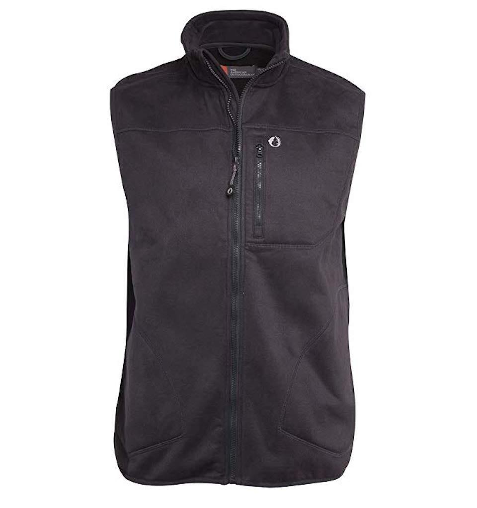 American Outdoorsman Water Repellent Bonded Fleece Full Zip Vests