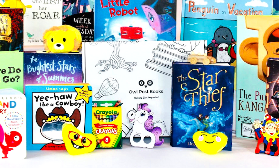 Owl Post Books Subscription Box