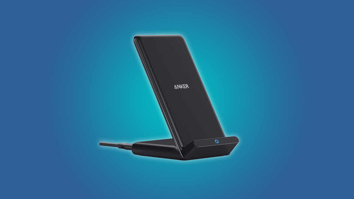 The Anker PowerWave Wireless Charger