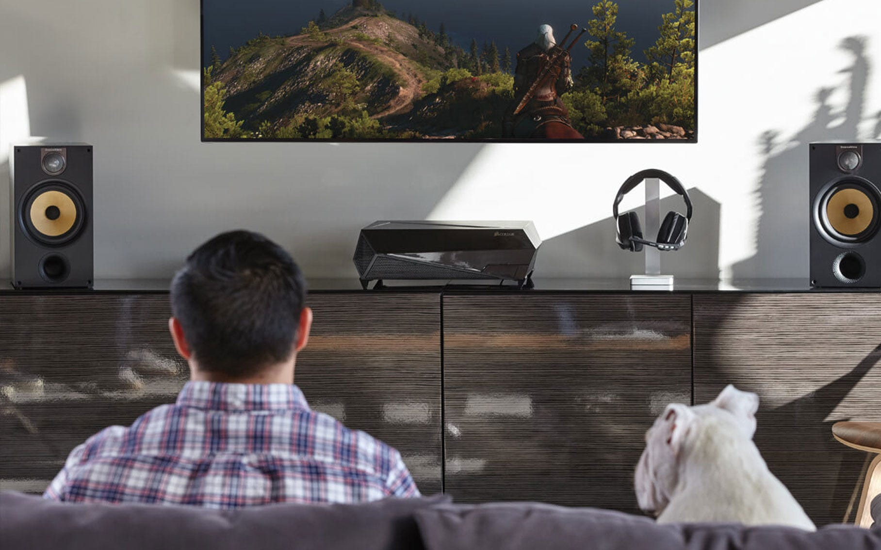 Solutions for living room PC gaming are tricky, but worth it.