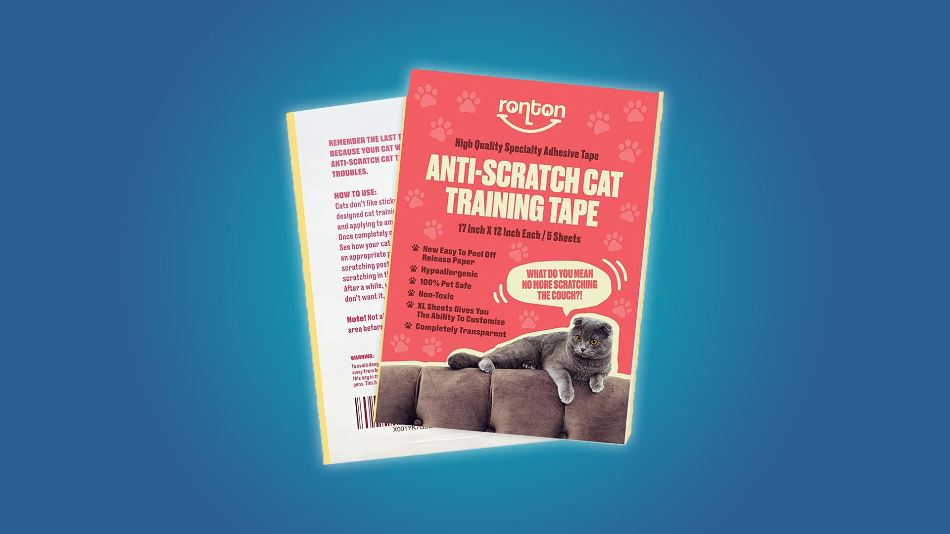 The Ronton Anti-Scratch Training Tape