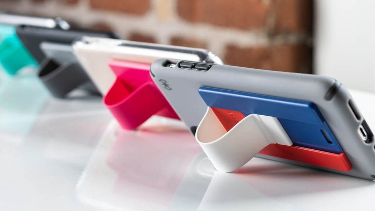 Speck GrabTab cellphone holder and stand
