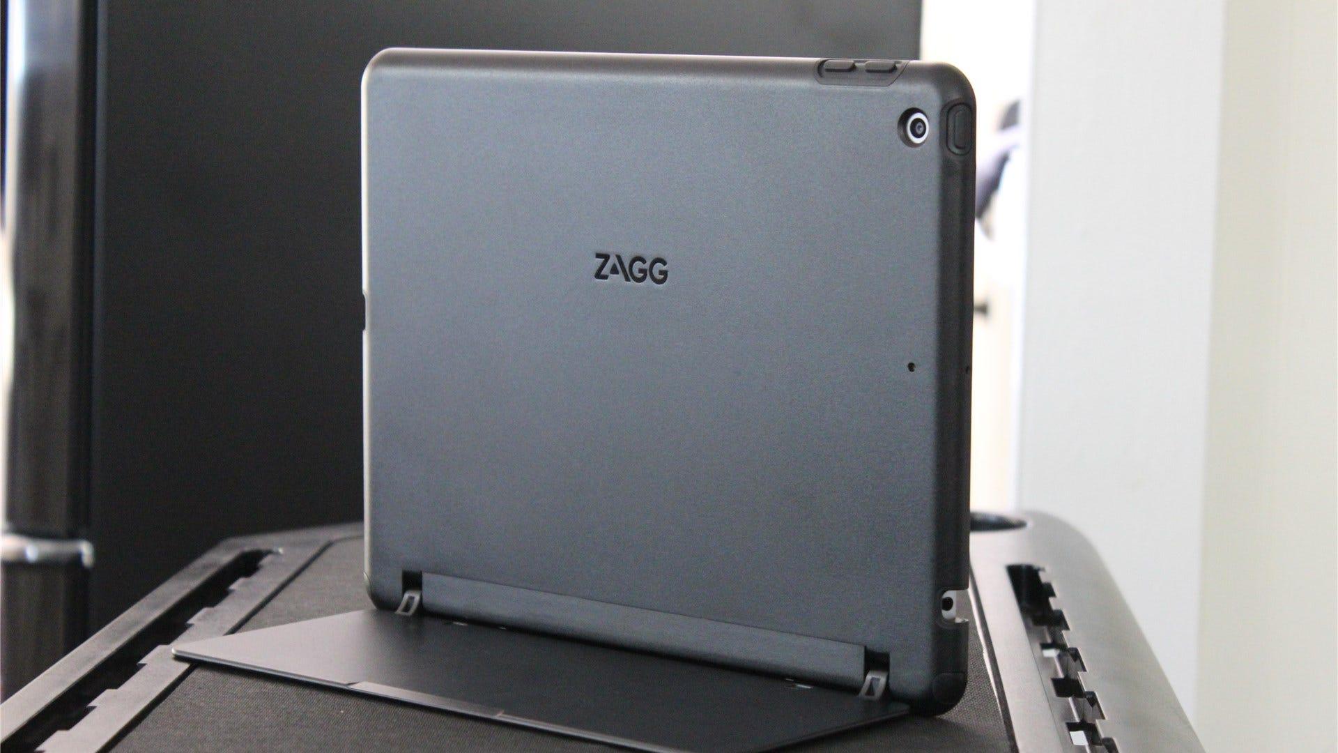 Zagg Slim Book Go from the back