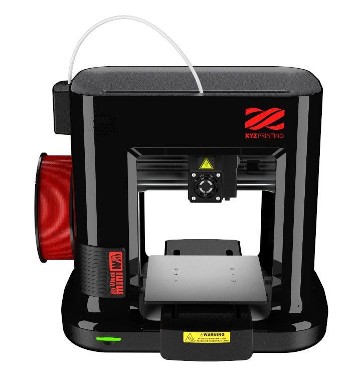XYZprinting da Vinci mini w+ 3D Printer