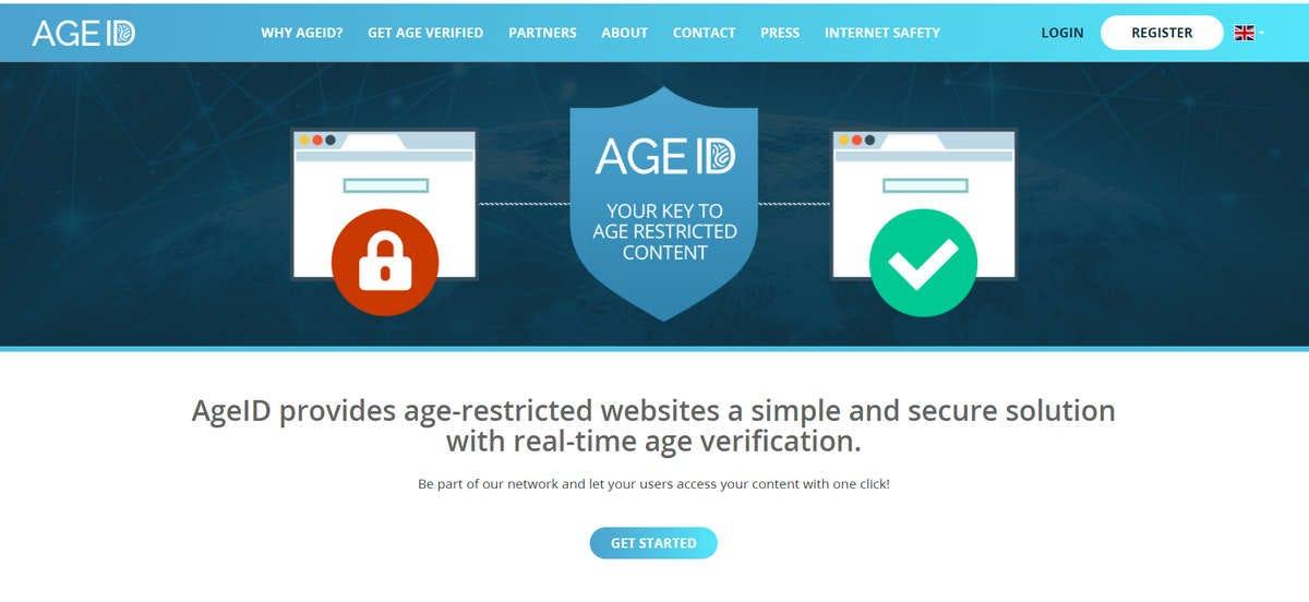 AgeID portal