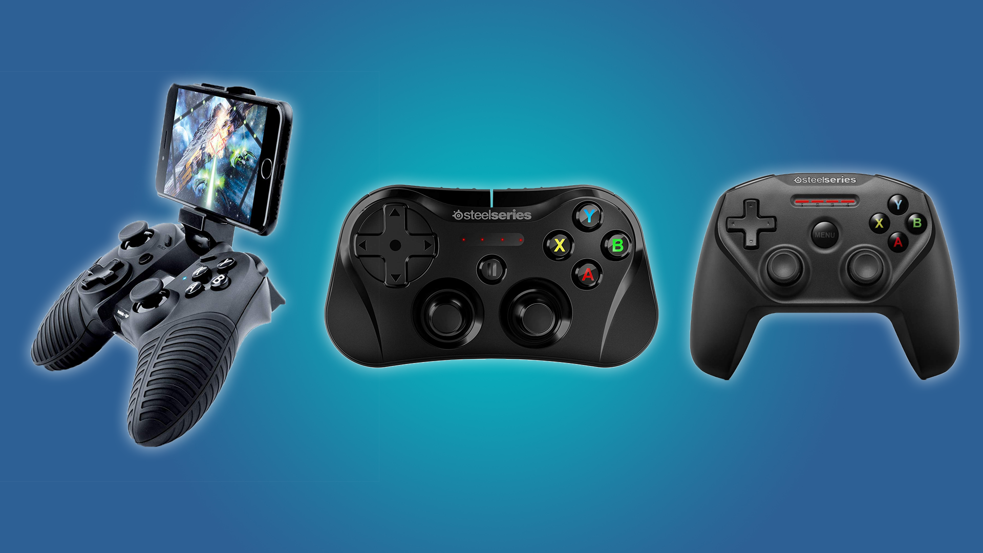 The Best Bluetooth Controllers for Your iPhone and iPad - SamoTech