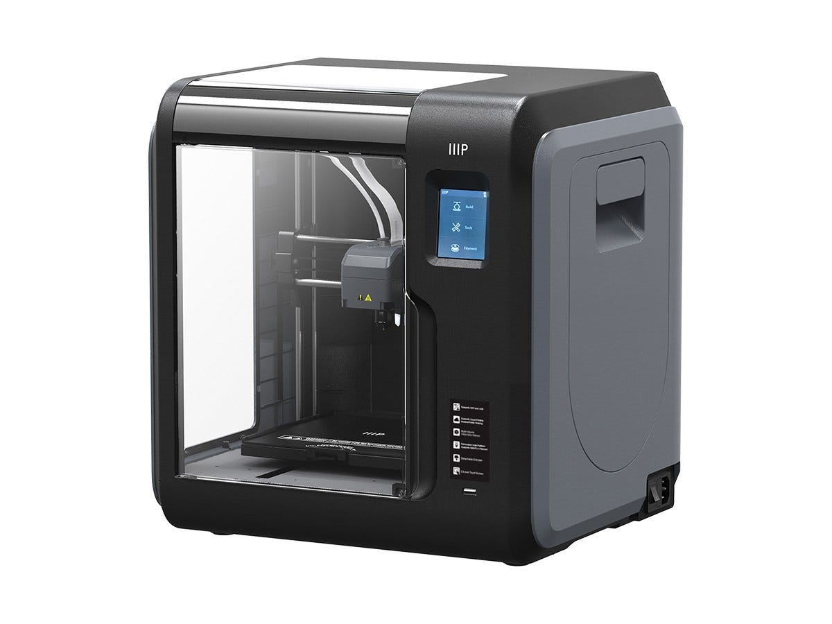 Front view of the Voxel