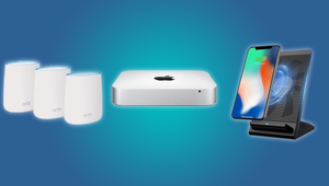 Daily Deals: $530 Mac Mini, $210 Orbi Mesh Wi-Fi Kit, $10 Air-Cooled Wireless Qi Charger, and More