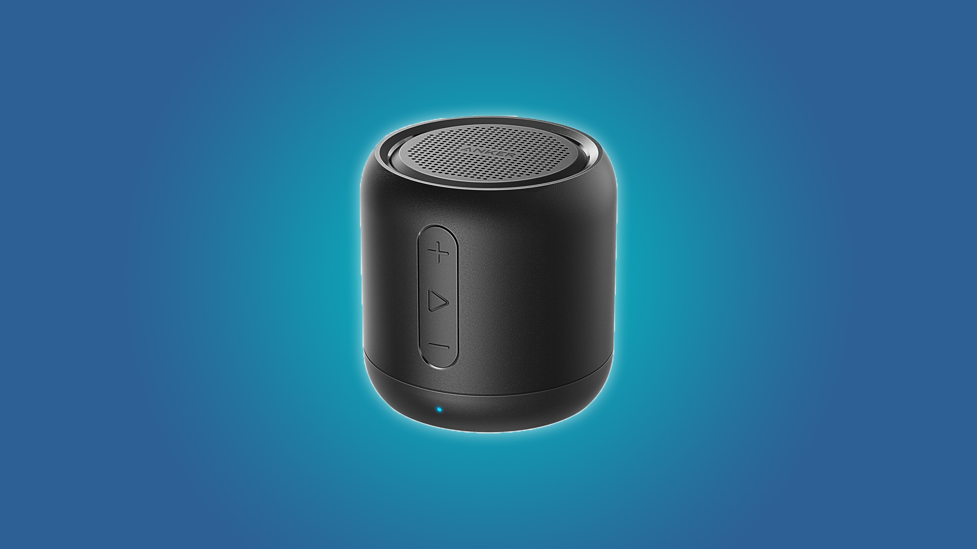 The Anker SoundCore Mini Bluetooth Speaker