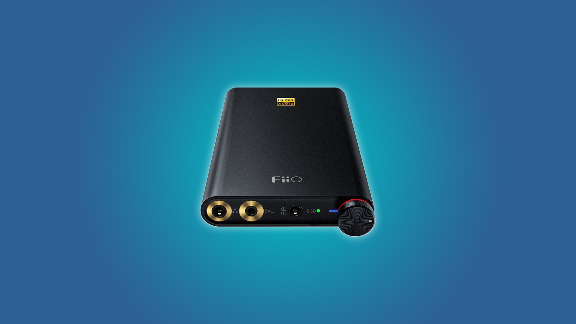The FiiO Q1 Mark II Native DSD DAC
