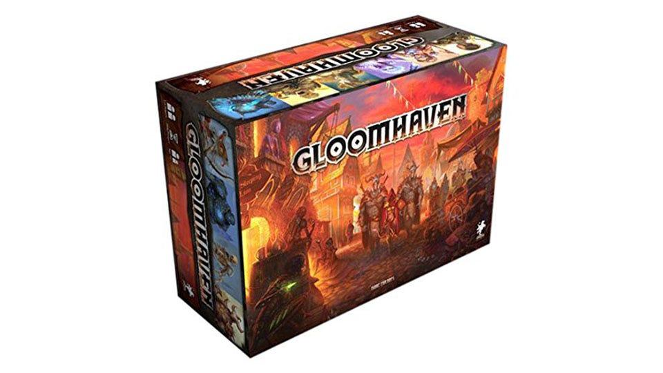 Gloomhaven Board Game