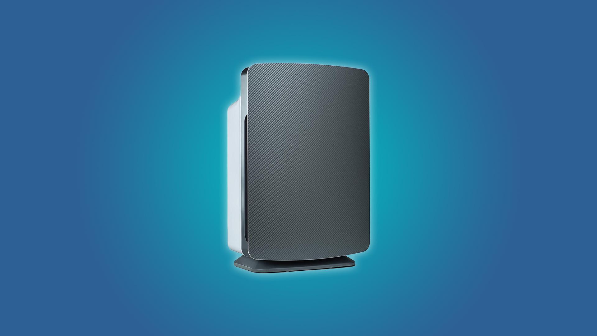 The Alen BreatheSmart Classic Large Air Purifier