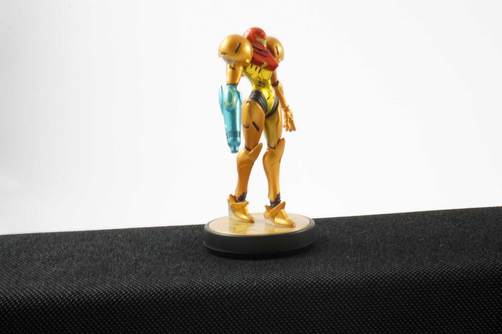 The Atmos drivers are hard to see, but here they are shaking Samus.